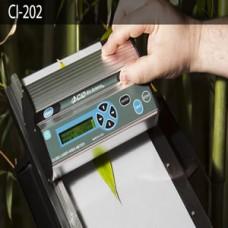 CI-202 Medidor Portatil de Area Foliar, nao Destrutivel