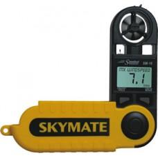 SM-18 Skymate Anemômetro Portátil com Temperatura e Sensação Térmica