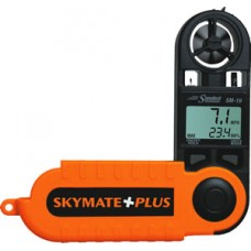 SM-19 Skymate Plus Anemômetro Portátil com Temperatura, Umidade Relativa e Ponto de Orvalho